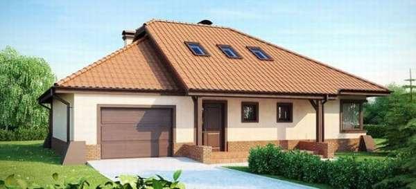 Что нужно знать при проектировании и строительстве дома с гаражом
