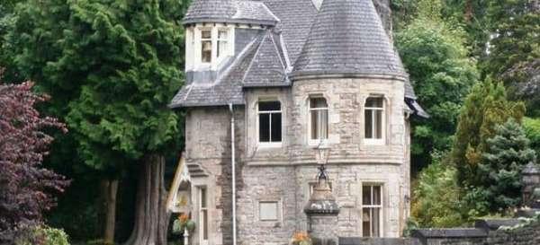 Проектирование и строительство дома в стиле замка