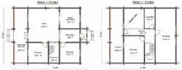 Дом 10х12: разработка проекта, планировка пространства и выбор материалов