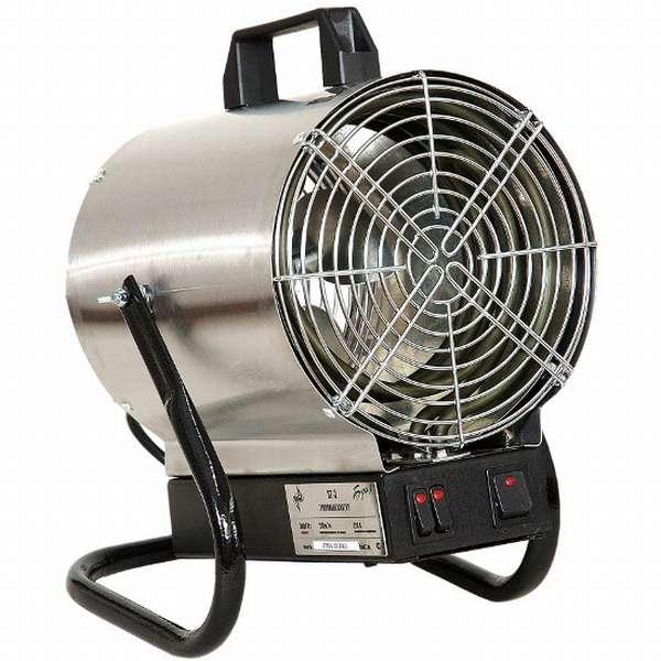 Тепловентилятор для отопления дачного дома
