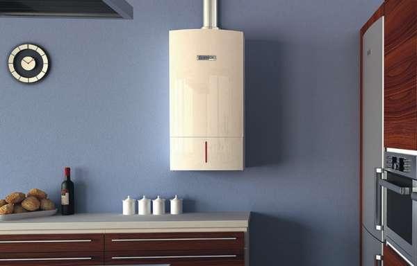 Требования для установки газового котла на кухне