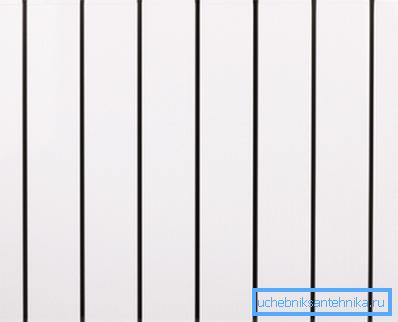 Алюминиевый радиатор, изготовленный путем экструзии