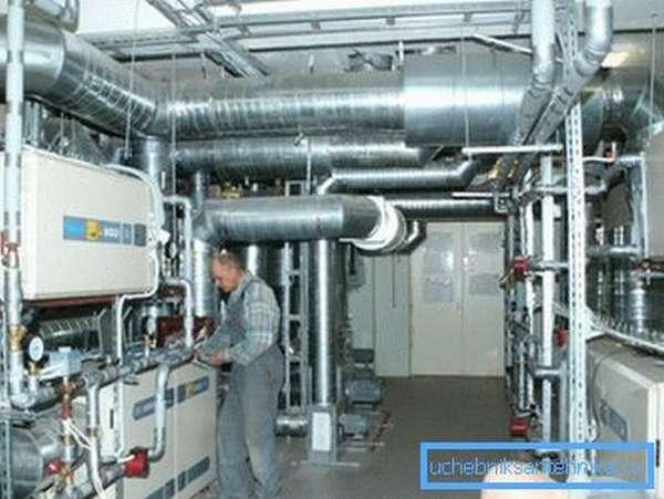 Автоматизация вентиляционных установок позволяет справиться с непростой задачей их обслуживания.