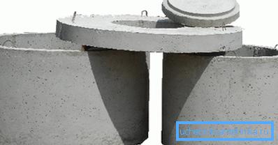 Бетон – долговечный материал, что очень важно для систем, расположенных в земле