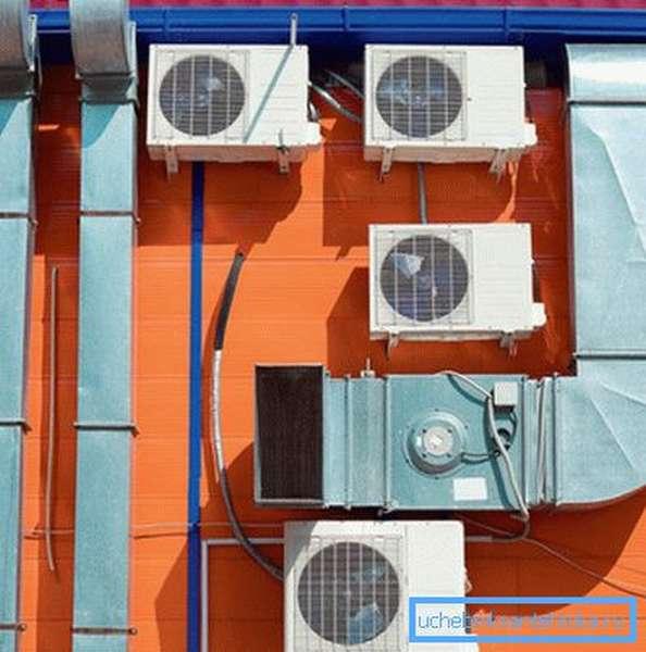 Без охлаждения воздуха летом будет слишком жарко