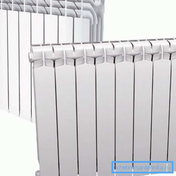 Биметаллические отопительные радиаторы конвекторы