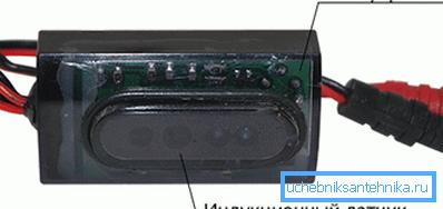 Блок автоматизации смесителя