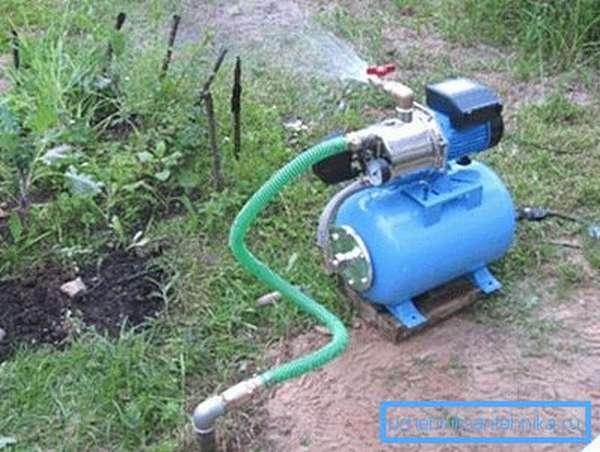 Чтобы получить чистую воду, необходимо установить систему фильтрации