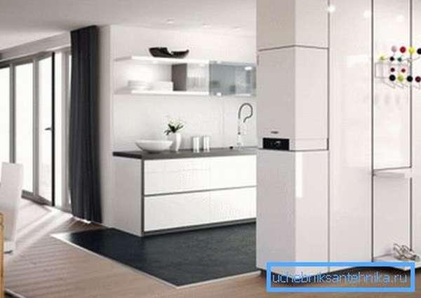 Чтобы в квартире было тепло и уютно, нужно правильно рассчитать мощность устанавливаемого котла