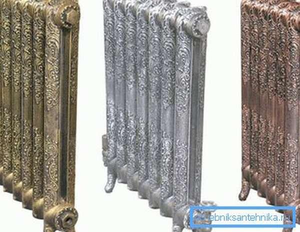 Чугунные радиаторы – отличный выбор для централизованного отопления