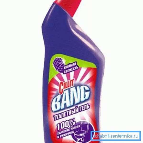 Cillit Bang для туалета