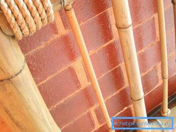 Декор с бамбуком
