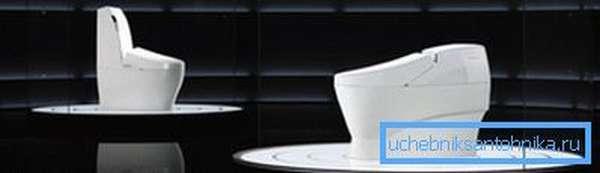 Дизайн «умной» сантехники Calipso