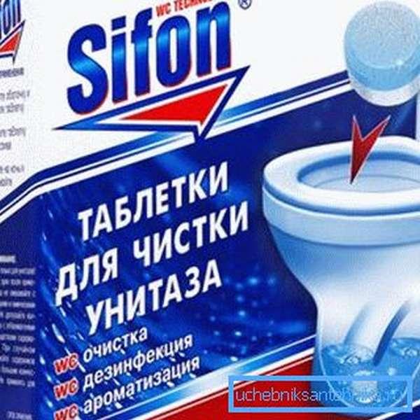 Для чистки подойдет любое специально предназначенное средство.