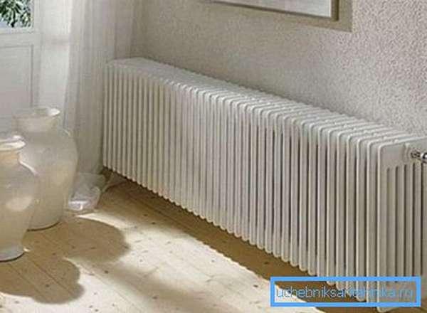 Для местностей с суровыми и продолжительными зимами необходимы системы отопления большой мощности