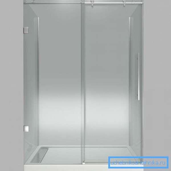 Душевая кабина с низким поддоном 90х120 – популярное решение для вашей ванной.