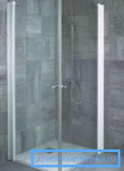 Душевые кабины 80х90 без поддона – стильное решение для любой ванной комнаты