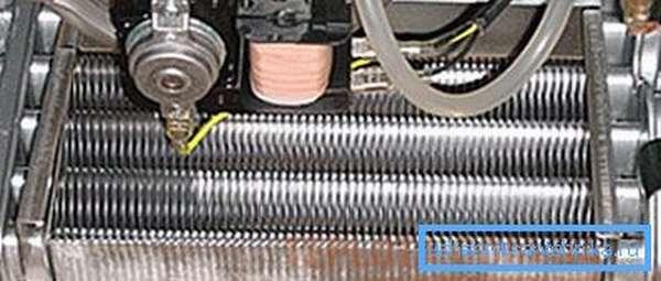 Двухконтурный стальной теплообменник