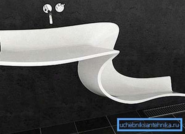 Эксклюзивные умывальники раковины для ванной комнаты