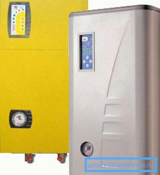 Электрический котел имеет множество преимуществ, но потребляет большое количество дорогостоящей электроэнергии