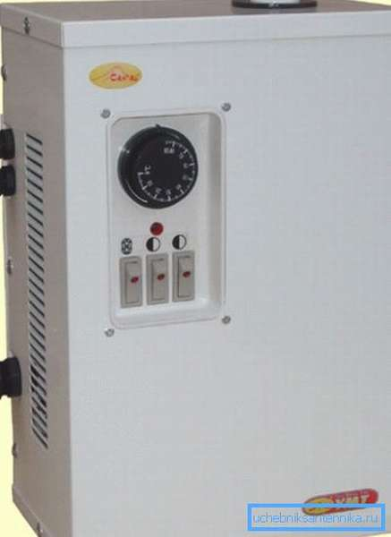 Электроводонагреватель для отопления частного дома