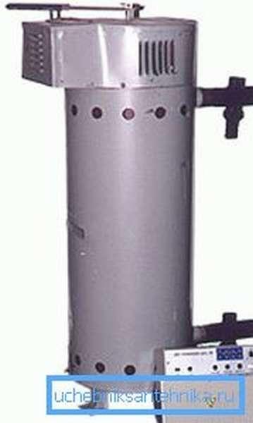 ЭПЗ-100 - оборудование для отопления и ГВС
