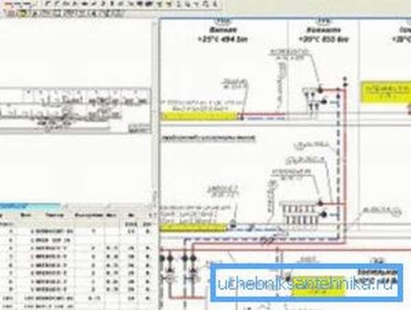 Еще один вариант специального калькулятора с графическим интерфейсом для создания подробного плана размещения