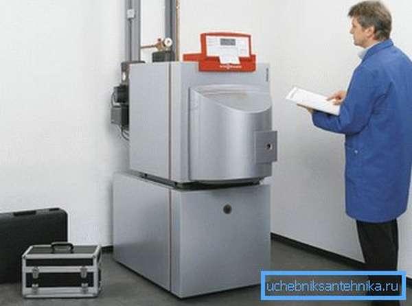 Если одним из видов топлива, на котором работает котел, является газ, вам необходимо получить разрешение на установку такого оборудования