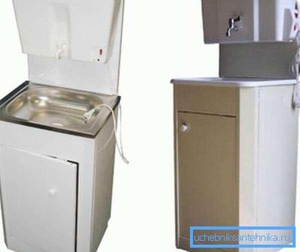Фото изделий промышленного производства со встроенными нагревателями