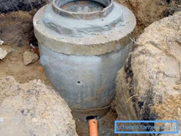 Фото канализационного колодца