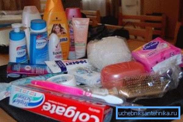 Фото предметов, которые вам будут мешать в процессе осуществления уборки