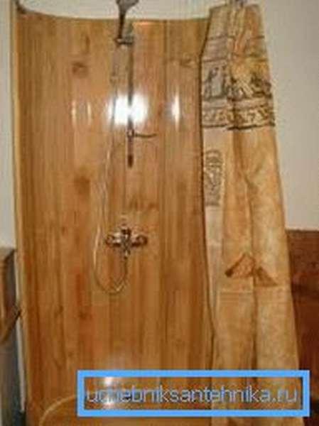 Фото шторки для душевой кабины