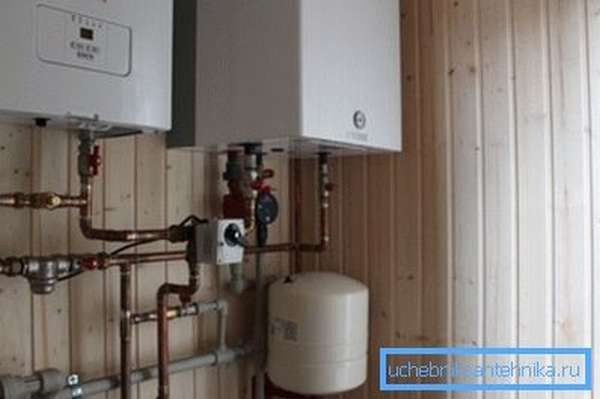 Фото теплового пункта частного дома