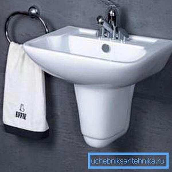 Фото умывальника в ванной комнате