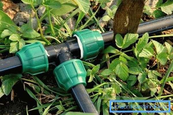Функционирующий водопровод – гарантия хорошего урожая