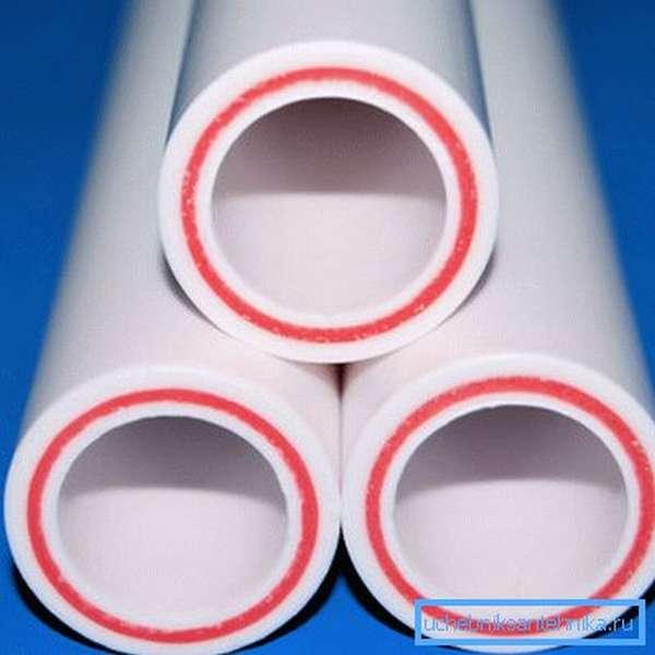 Гладкая внутренняя поверхность не позволяет отложениям задерживаться на стенках.