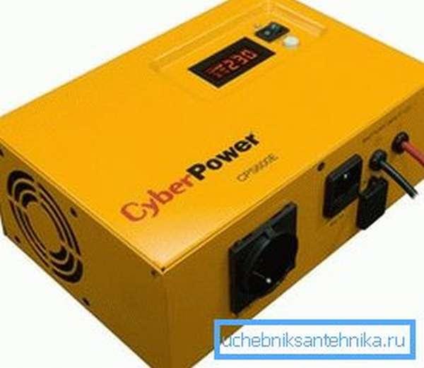 ИБП обеспечить бесперебойную работу насоса при отключении электричества