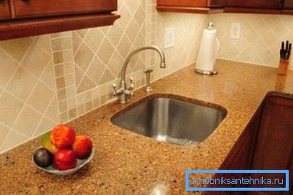 Идеальная гармония с кухонным интерьером