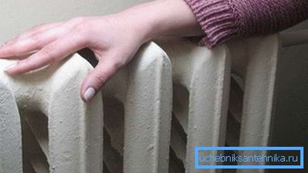 Инструкция СНиП требует строго ограничивать максимальную температуру.