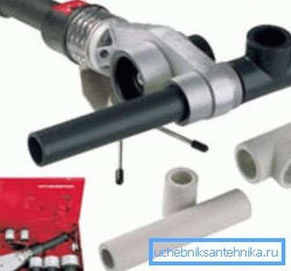Инструменты для пайки труб