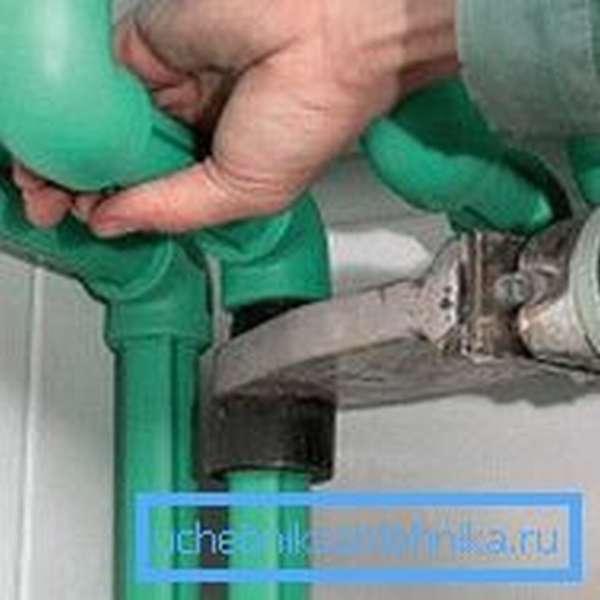 Использование паяльника на системах зеленного цвета