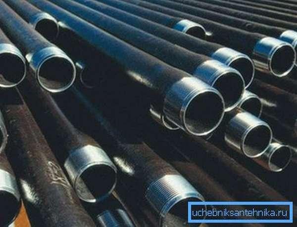 Изделия из черной стали