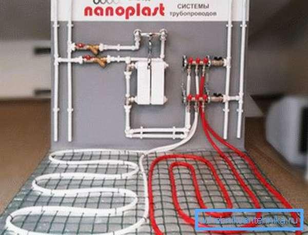 Изделия под брендом «Нанопласт» являются одними из наиболее надежных