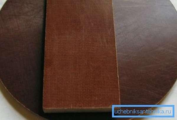 Изготовление крышки из текстолита