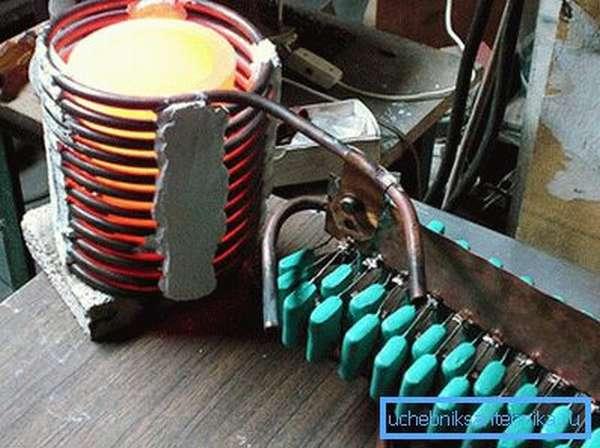 Изготовление теплообменника