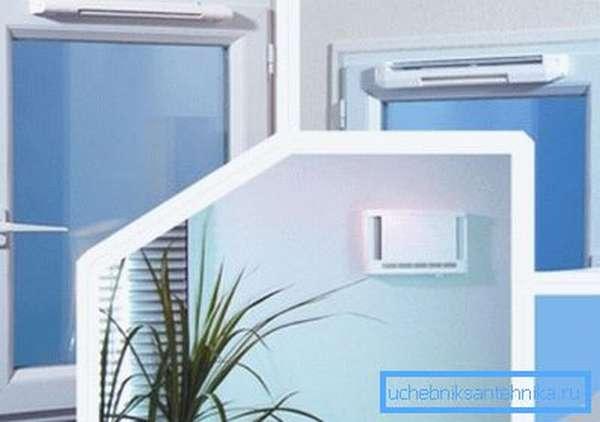 Качественная приточная вентиляция гарантирует отличный микроклимат в доме