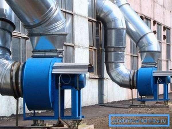 Качественная вентиляция обеспечивает комфортный микроклимат на рабочем месте