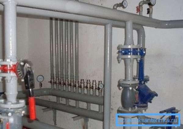 Как и любая инженерная система, водопровод нуждается в расчете.