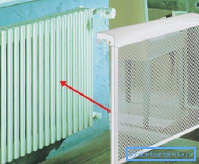 Как закрыть радиаторы отопления декоративным экраном