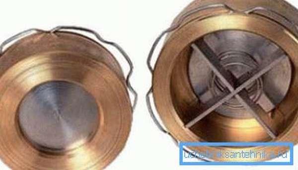 Канализационный обратный клапан 110 мм отличается компактностью и высокими показателями прочности